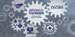 NNSA's Bronco Thunder exercise logo